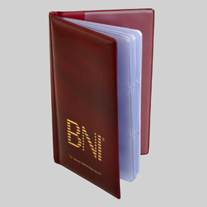 Vinyl business card holder small2 bni4success bni greater los vinyl business card holder small2 colourmoves Image collections